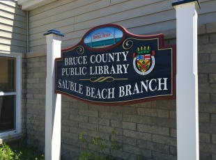 Sauble Beach Library