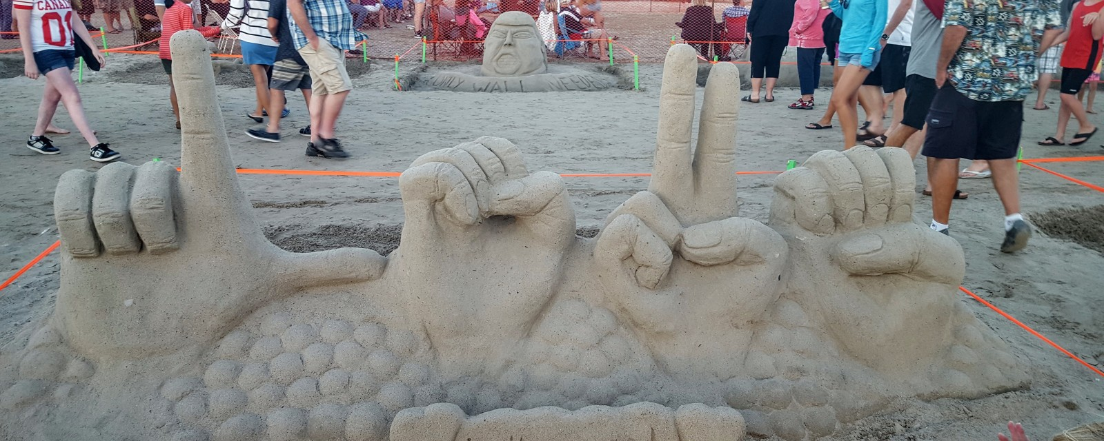 Sauble Beach Sandfest