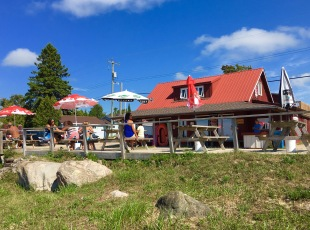 Sauble Trading Post - Ice Cream Parlour