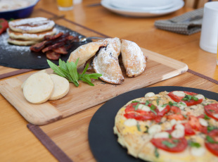 Gourmet Breakfast at Sauble Falls B&B