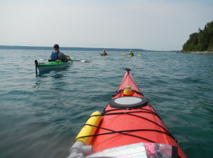 Kayak day trips every Friday throughout the summer