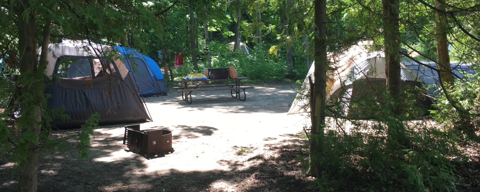 Campgrounds & Trailer Parks