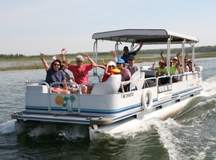 Boat Tours in South Bruce Peninsula
