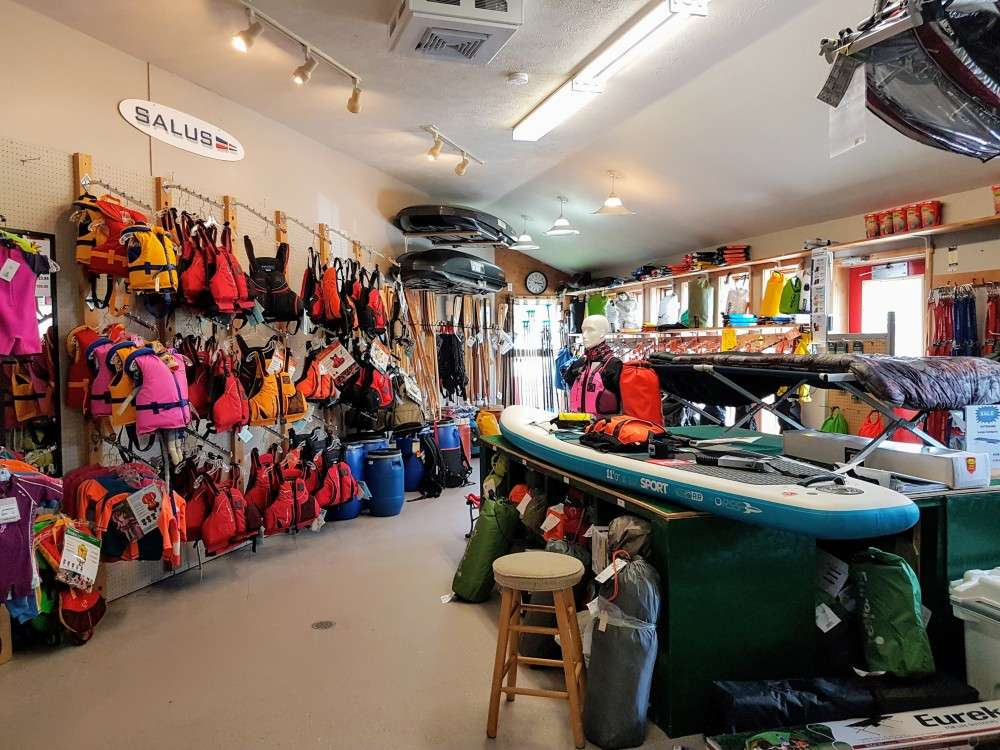 Kayak & all the gear you need