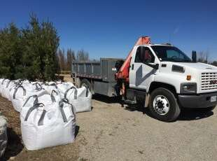 Mulch & Screened Topsoil delivered to your curb!
