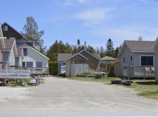 Beachside Cottages in Sauble