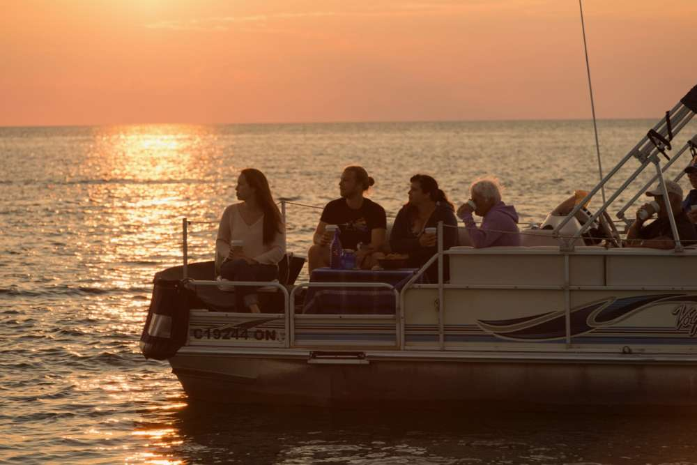 Sunset Cruises in The Fishing Islands