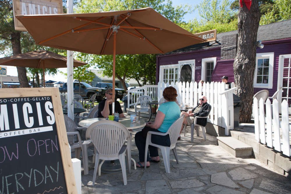 Best patio in Sauble Beach!