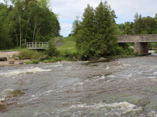 Sauble River Access 3