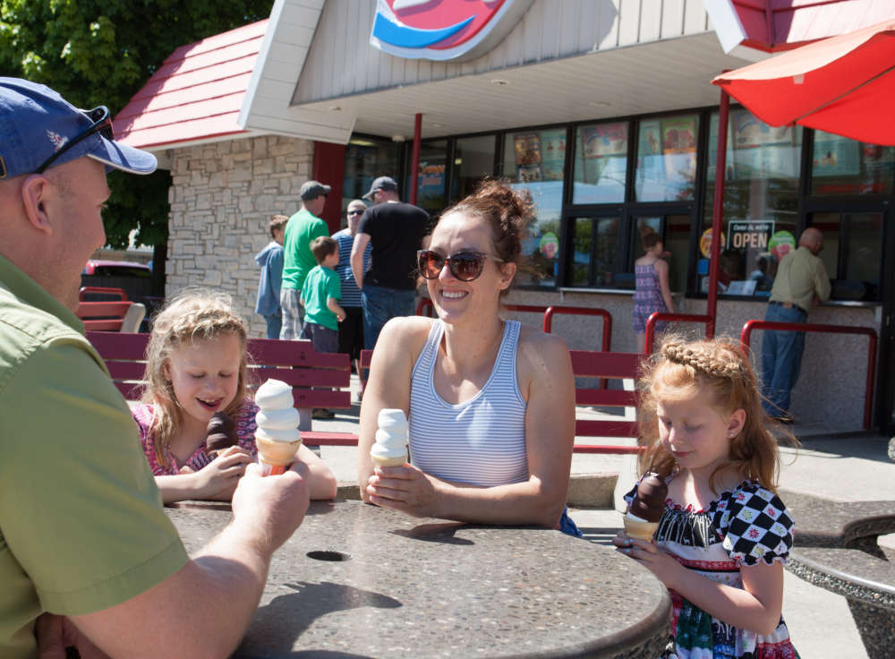 Family Treats at DQ!